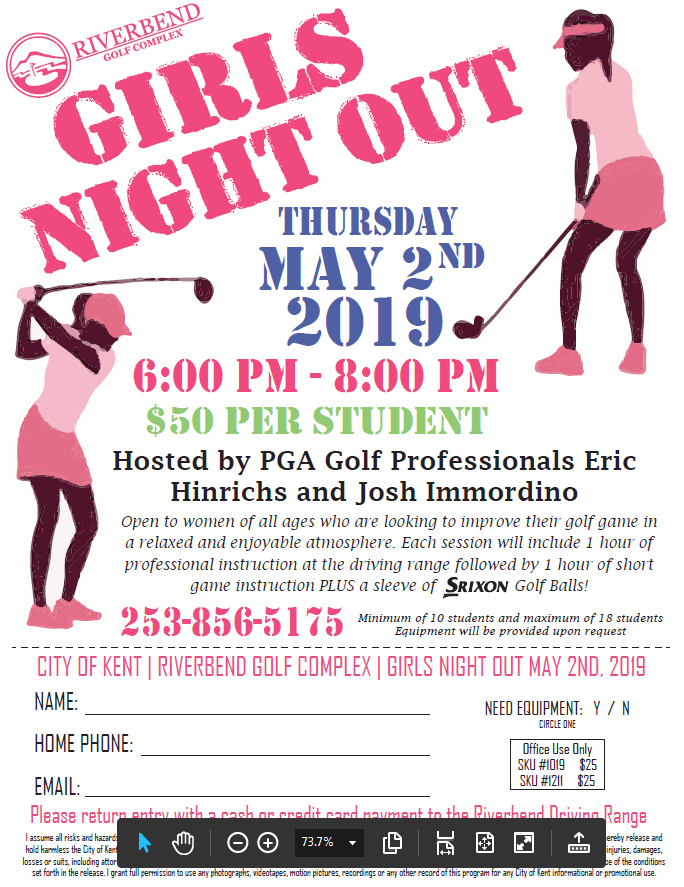 May 5 girlsnightout